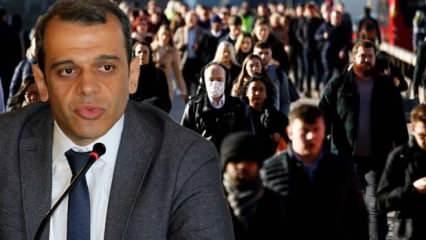 Bilim Kurulu Üyesi Alpay Azap açıkladı: Türkiye'de sürü bağışıklığına ilk o ilçede ulaşıldı