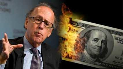 Ünlü ekonomistten çılgın dolar açıklaması: Acımasız bir yıl olacak
