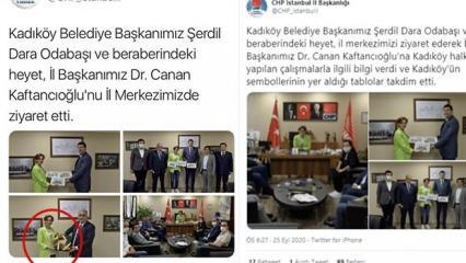 Canan Kaftancıoğlu'ndan ikinci skandal 'Atatürk' paylaşımı