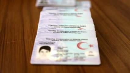 Çipli kimlik kartlarında yeni dönem başladı