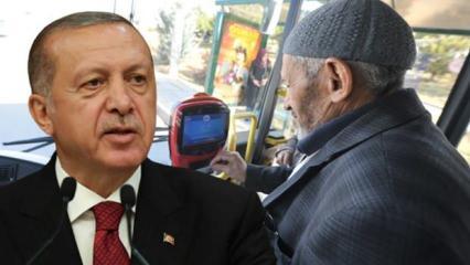 Son dakika: Erdoğan sinyali vermişti! Valilikten 65 yaş için yeni karar