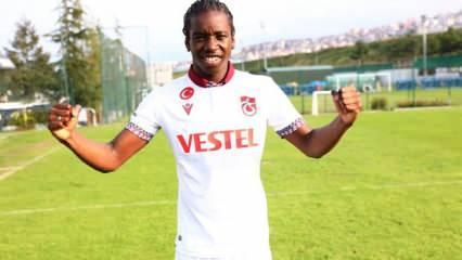 Diabate resmen Trabzonspor'da!