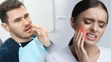 Diş ağrısına ne iyi gelir? Diş doktoruna gitmeden evde diş ağrısına çözüm yöntemi