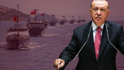 AB'nin Türkiye dahil çok sayıda ülkeye yaptığı Doğu Akdeniz teklifi kabul edildi