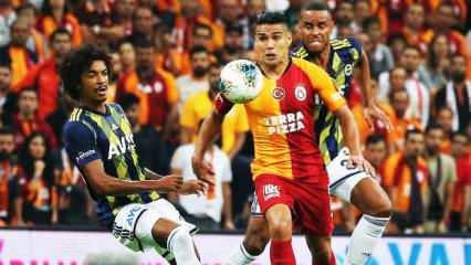 Galatasaray - Fenerbahçe! Muhtemel 11'ler