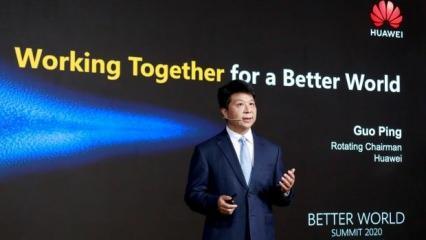 Huawei CEO'su: Birlikte büyüyeceğiz!