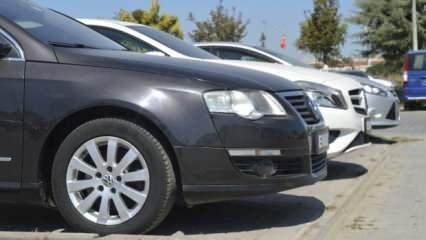 İkinci el araçlarda satışlar 1,5 milyona yaklaştı!