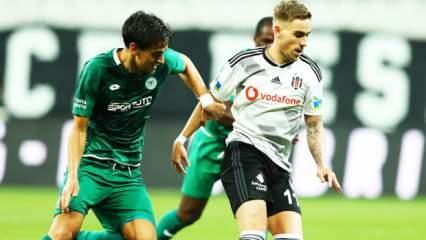 Konyaspor - Beşiktaş! Muhtemel 11'ler