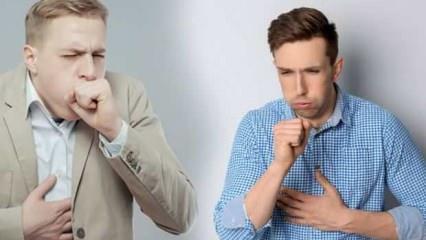 Kuru öksürüğe ne iyi gelir? Korona virüs öksürüğü ile kuru öksürük arasındaki fark ne?