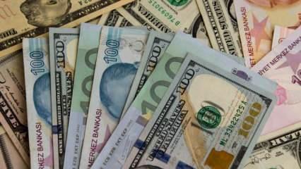 Merkez Bankası faiz kararını açıkladı! Karar sonrası dövizde hareketlilik