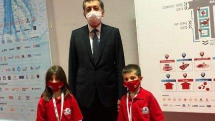 Milli Eğitim Bakanı Selçuk'tan TEKNOFEST açıklaması