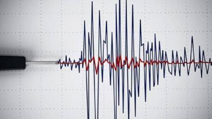Niğde'de 3,5'lik bir deprem daha!