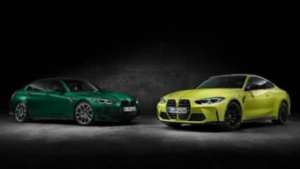 2021 BMW M3 ve M4 modelleri tanıtıldı!