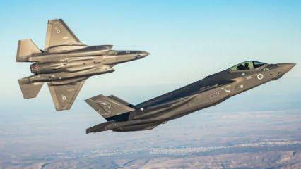 Türkiye'ye çelme takanlardan Orta Doğu'yu karıştıracak F-35 açıklaması