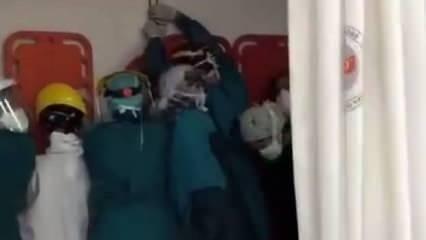 Son dakika: Ankara'da sağlık çalışanlarına yapılan saldırıda yeni gelişme!