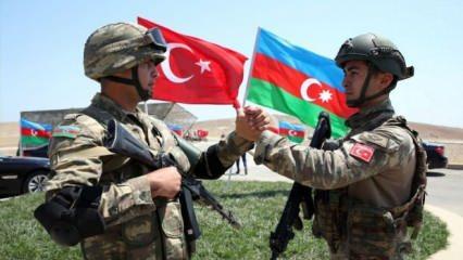 Türkiye, Azerbaycan için harekete geçti!