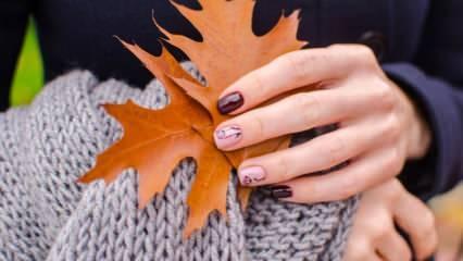 Sonbahar aylarının en trend 5 oje renkleri