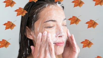 Sonbaharda cilt bakımı nasıl yapılır? Sonbaharda kullanmanız gereken 5 bakım maske önerisi