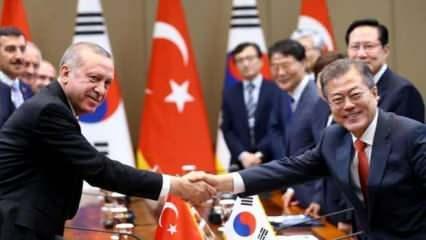 Güney Kore'den Türkiye'ye dikkat çeken tavsiye: Türkiye bu konularda ustadır
