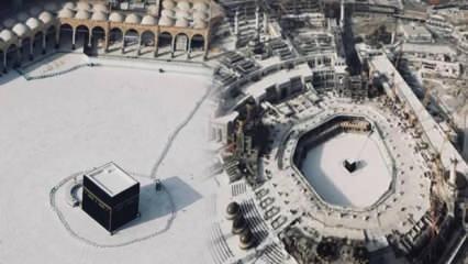 Suudi Arabistan'dan tarihi karar! 3 aşamalı umre planı belli oldu