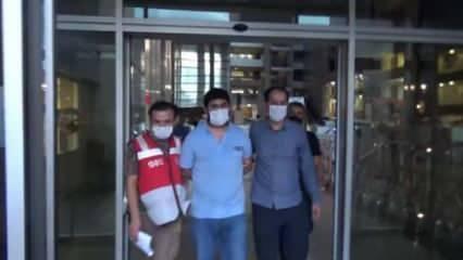 Taksim'de genç kadını takip eden kişi tutuklandı!