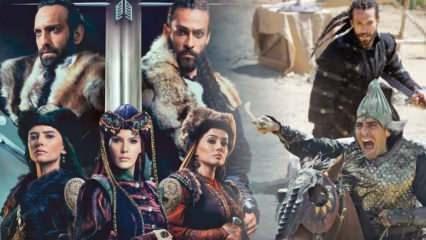 TRT 1 ekranlarında yeni dizisi Uyanış: Büyük Selçuklu nefes kesti! 28 Eylül Pazartesi başlıyor!