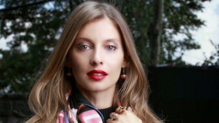 Tuba Ünsal'dan kampanyaya destek olana Chanel çanta