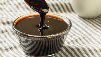 Üzüm pekmezinin faydaları nelerdir? Üzüm pekmezi hangi hastalıklara iyi gelir?