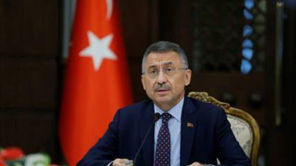 Yunanistan Cumhurbaşkanının işgalci sözlerine Türkiye'den sert tepki