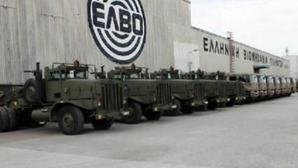 Yunanistan can damarını İsrail'e kaptırdı