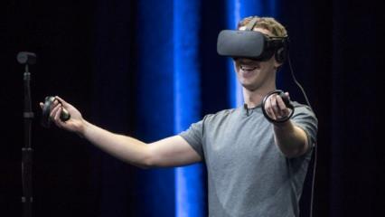 Zuckerberg artırılmış gerçekliğin akıllı telefonları bitireceğini açıkladı