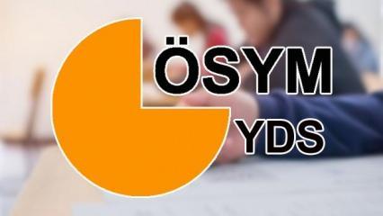 2020 YDS  sonuçları ne zaman açıklanacak? ÖSYM Yabancı Dil Testi sınavı sonuç tarihi!