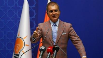 AK Parti'li Çelik'ten tepki: Bu benzerlik utanç verici