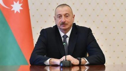 Aliyev'den son dakika Türkiye açıklaması! Kirli planı bozdu!