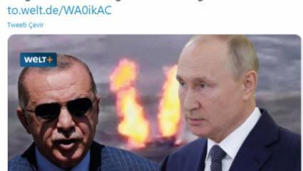 Alman basını Karabağ meselesinde Cumhurbaşkanı Erdoğan'ı hedef aldı