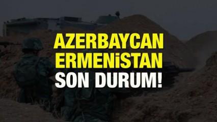 Azerbaycan Ermenistan çatışmasında son durum? Azerbaycan'da kısmi seferberlik ilan edildi!