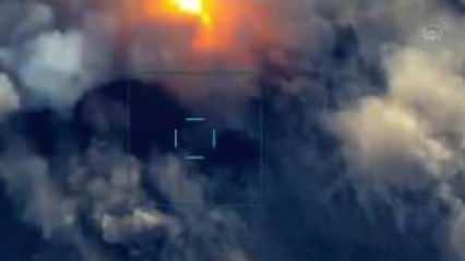 Azerbaycan ordusu, Ermenistan'ın topçu bataryalarını imha etti