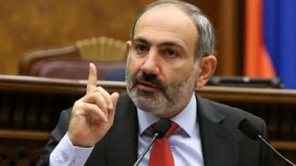 Azerbaycan'la savaşta Ermenistan geri adım attı! Paşinyan'dan dünyaya skandal Türkiye teklifi