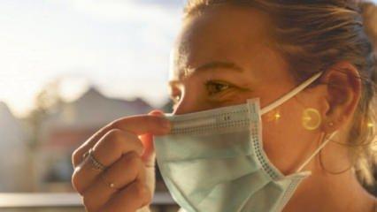 DSÖ'den çok kritik maske uyarısı