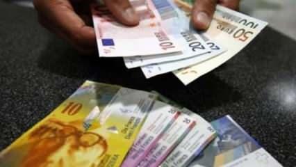 Dünyanın en yüksek asgari ücreti: 33 bin 880 lira oldu