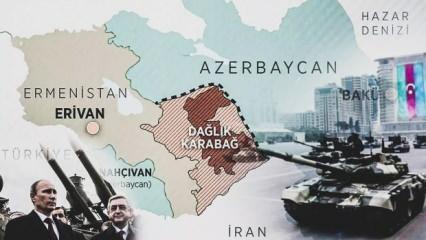 Ermenistan-Azerbaycan arasında çatışma! 6 soruda Dağlık Karabağ sorunu