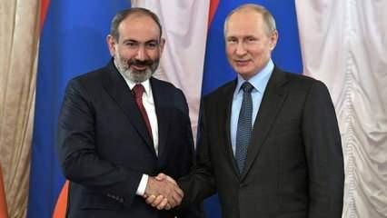 Ermenistan köşeye sıkıştı, Times'tan flaş Rusya iddiası