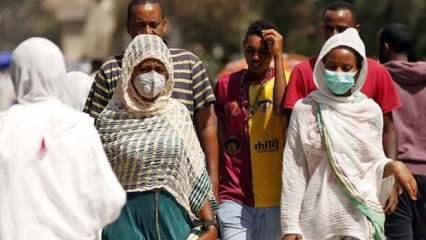 Güney Afrika Cumhuriyeti'nde Kovid-19'dan can kaybı sayısı 16 bini aştı