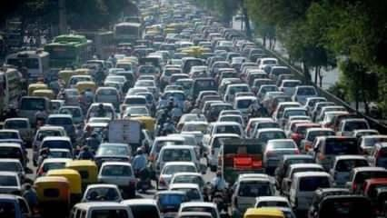 Hayalet bariyerler trafiği azaltacak