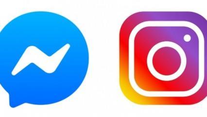 Instagram DM ve Messenger birleşiyor