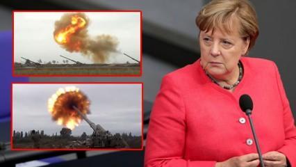 İran, ABD ve Rusya'dan Ermenistan-Azerbaycan açıklaması! Merkel'e ağladı: Türkiye'yi durdurun