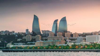 Pasaportsuz, kimlikle gidilen kardeş ülke Azerbaycan'da gezilecek 8 yer