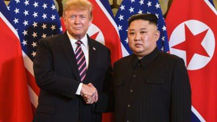 Kim Jong-un'dan Trump ve eşine geçmiş olsun mesajı