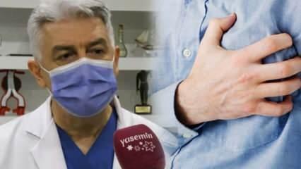 Koronavirüsü kalp hastalarını nasıl etkiler? Covid-19 kalp hastalığına yol açar mı?