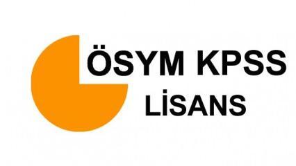 KPSS sonuçları ne zaman açıklanacak? 2020 ÖSYM KPSS lisans sonucu tarihi!